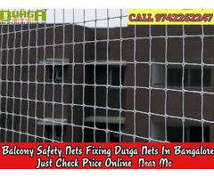 Gagan Balcony safety nets in bangalore   balconies nets bangalore