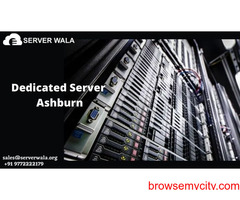 Get the Reliable and Secure Dedicated Server in Ashburn on Serverwala