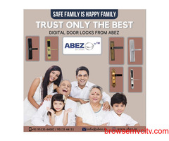 Best Digital Locks for Doors, Call: +91 95135 44111 / +91 9513433222