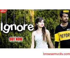 Watch Latest Haryanvi Song Video – 'Ignore' Sung By Vishal Singh