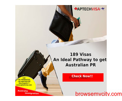 189 Visas – An Ideal Pathway to get Australian PR