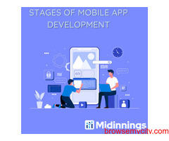 Mobile App Development Company in Udaipur | Midinnings