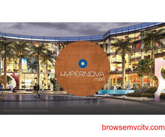 Take the best shops at Supertech Hypernova Mall. 9711836846