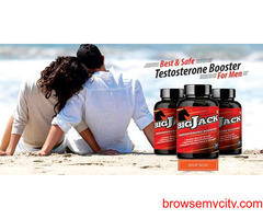 For Improved Testosterone Hormones Use Bigjack Capsules