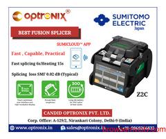 fiber splicing machine Sumitomo Price in India