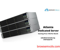 Order Now Flexible and Scalable Dedicated Server in Atlanta on Serverwala
