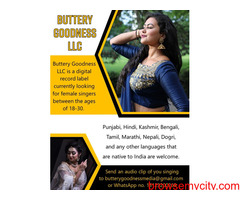 Looking for female singers  - Buttery goodness LLC
