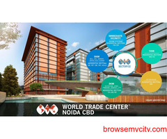 WTC CBD Noida offers integrated office spaces. 9266850850