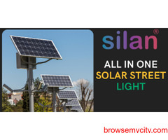 All In One Solar Street Light Manufacturers