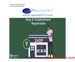 Shop Establisment Registration