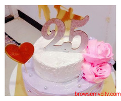 Celebrate the special days with special cakes