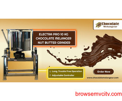 Shop Online Chocolate Melanger Machine @ Factory Price Only