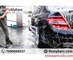 Car Dent and Paint Service | Car Servicing Centre Near Me | fixmykars.com