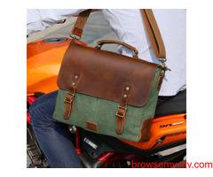 Leather Bag  Manufacturer in India