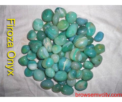 ECONOMICAL  NATURAL ONYX STONES AND PEBBLES