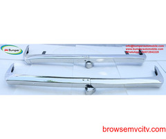 Vehicle Parts BMW 700 Year 1959–1965 bumper by stainless steel