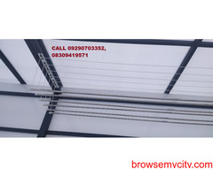Clothes Drying Hangers in Anantapur Call 09290703352, Ceiling Hanger, Balcony Roof Hanger