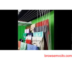 Clothes Drying Hanger Siddipet Call 09290703352, Ceiling Hanger, Balcony Cloth Hanger