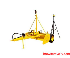 Top most Laser Land Leveler Manufacturers, Exporters, & Suppliers in India