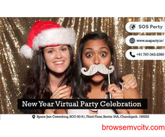 Virtual Office Christmas Party Ideas by SOS Party