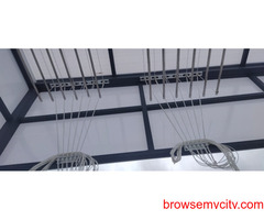 Call 09290703352 for Cloth Drying Hanger in Suryapet, Ceiling Hanger, Roof Hanger, Wall Hanger