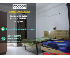 Girls PG on Golf course road Gurgaon | Cocoon Apartment
