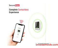 Contactless Visitor Management System in India