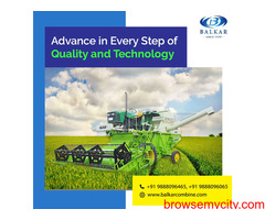 Track Type Combine Harvester Manufacturers and Suppliers