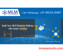 Build Your MLM Business Platform with Smart Contract-MLM Software Chennai