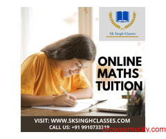 Online Mathematics Classes   Online Math Tuition for IIT   S.K Singh Classes