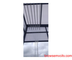 Call 08309419571 for Cloth Drying Hanger in Chittoor, Ceiling Hanger, Pulley Roof Hanger Wall Mount