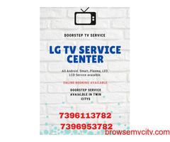 LG TV Repair Services.