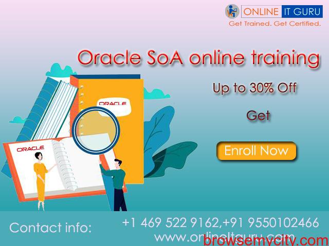 Oracle SOA Online Training Hyderabad - 1/1