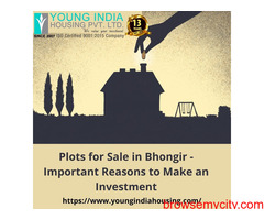 hmda approved residential plots for sale in bibinagar