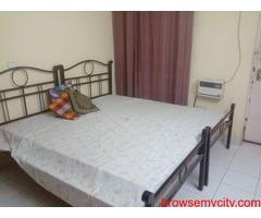 1RK Furnished Sector 14 Rooms at MG road Gurgaon 9899323880