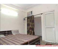 1RK Furnished Rooms near Sec 18 Indl area Gurgaon 9899323880