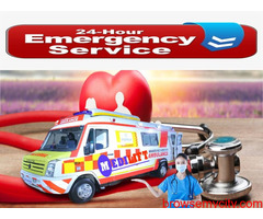 Hire Superior and Cost-Effective Road Ambulance in Patna