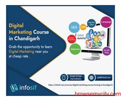 Digital Marketing Course in Chandigarh| Infosif