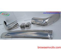 Volvo AmazonWagon Stainless Steel 62-69 Stoßfänger