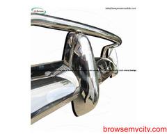 Volvo Amazon Coupe Sedan Export US (towel rails) Bumpers