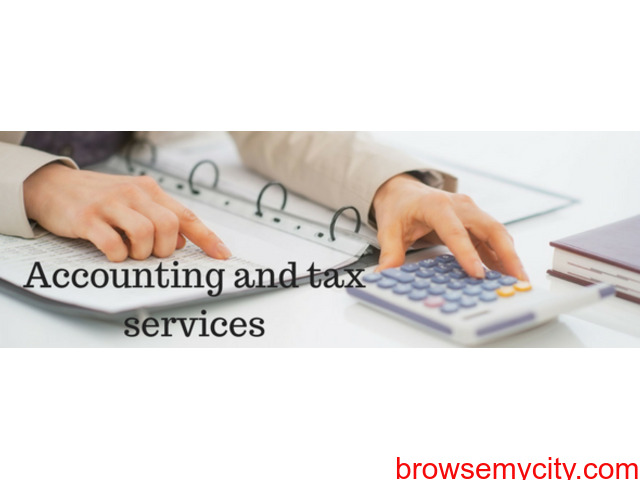 Accounting and Taxation Service Provider - 1/2