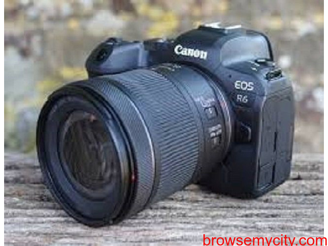 Canon EOS R6 A superb camera with best-in-class features. - 1/1