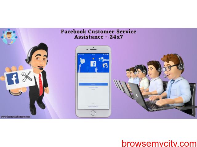 Facebook Customer Service Phone Number - 1/1