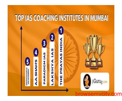 List of Best IAS coaching Institutes in Mumbai | JiGuruG