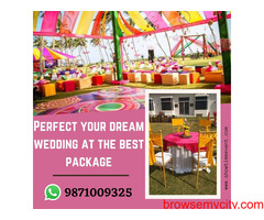 Luxury wedding planners in Kirti Nagar