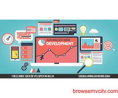 Best Freelance Web Developer in Delhi for Website Designing in Delhi