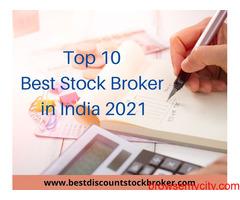 Best Stock Broker In India 2021