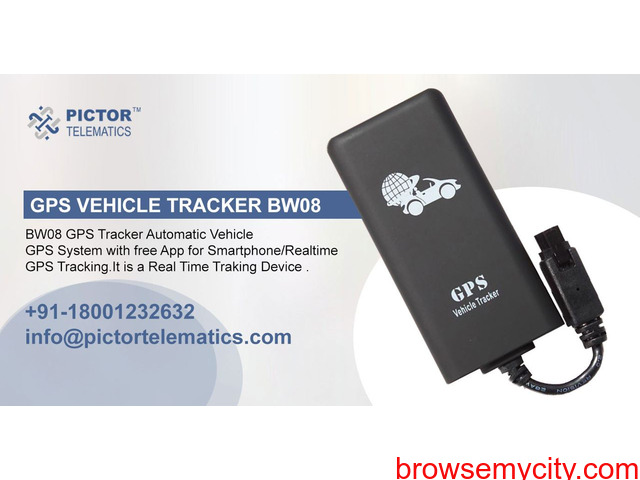 Qualities of a GPS Tracker- Pictor Telematics - 1/1