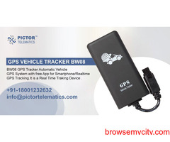 Qualities of a GPS Tracker- Pictor Telematics