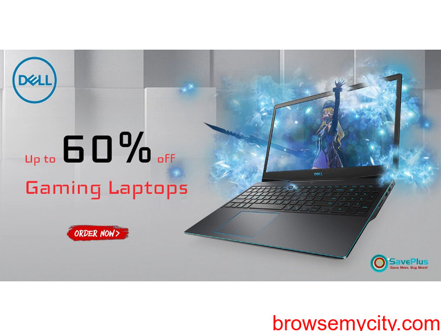 Up to 60% off Gaming Laptops - 1/1